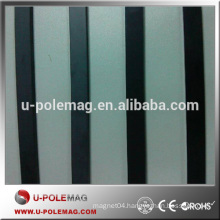 Elevator Anisotropic Flexible Magnetic Strip