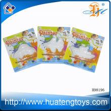2014 новых DIY образовательные игрушки краска игрушка для детей H98196