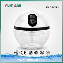 Purificador de aire China con certificado de Ce RoHS por agua