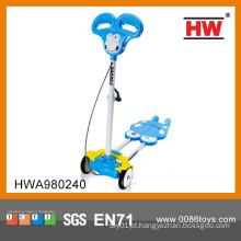 2015 novo design crianças 4 rodas scooter