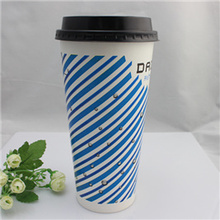 Best Price Hot Drinking Disposable Paper Coffee Cup with Lid