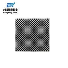 Usine prix Aluminium fendue trou perforé en maille métallique feuille d'aluminium fendue
