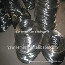 Meistverkaufte schwarz getemperte Drahtmetalldraht aus China