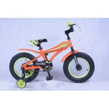 """Assento de bicicleta filhos de esportes ao ar livre para meninos / fábrica preço bicicleta das crianças / 12"""" 16"""" 20 """"crianças de bicicleta com as rodas de treinamento"""