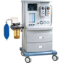 Oxygen Regulation and System for an Anesthesia Machine