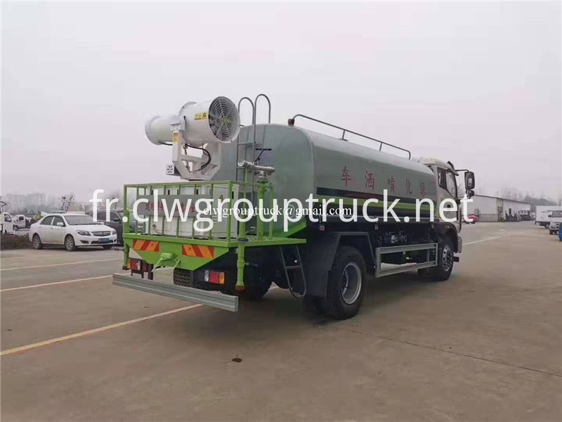 Water Spray Truck 7