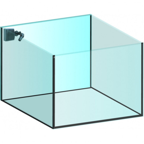3mm-19mm Custom Cut Extra Klarglas Aquarium Sheet