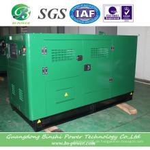 Super Silent Gas Generator mit schalldichten Baldachin