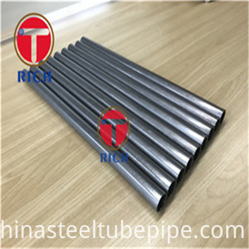 ASTM A192 carbon steel tube