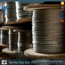 Produtos quentes para fio de aço inoxidável corda vender on-line