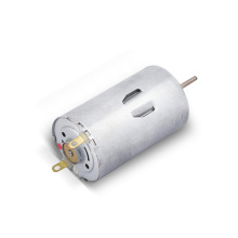 13300 rpm on load Electric 12 v dc motor for Hair dryer