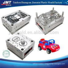 Battery Powered Vehicle Mold Plastic Injection Mold Manufacturer Kids Electric Car Mould High Standard Toy Mould