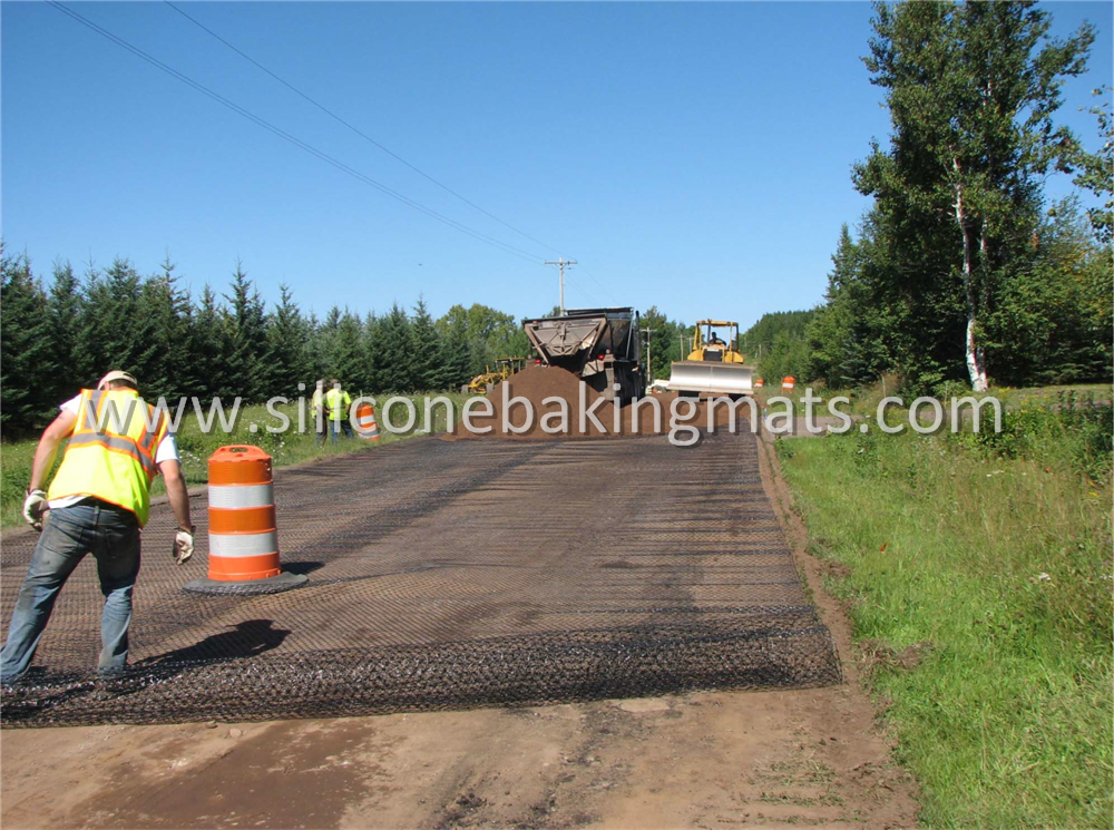 Ground Reinforcement Geogrids