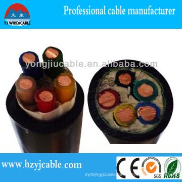 OEM Niederspannung Elektrische Verdrahtung Kupfer / CCA Leiter mit Holzpaket