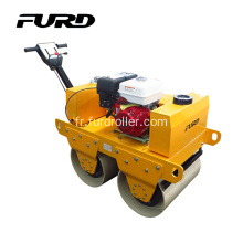 Walk Behind Smooth Drum Road Rouleau Compacteur