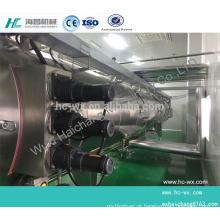 Vácuo industrial máquina secador de açúcar quente venda para a planta