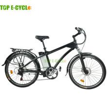 M2 pas cher 26inch conception simple suspension avant montagne vélo électrique