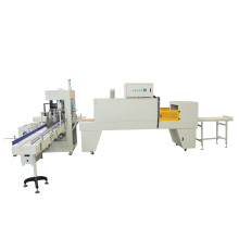 China Manufacturer  L-type Plastic Water Bottle Shrink Wrapping Machine
