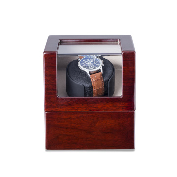 zwarte watchwinder box