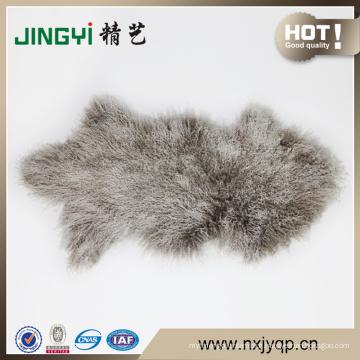 Hot Sale Curly Fur Mongolian Sheep Skin