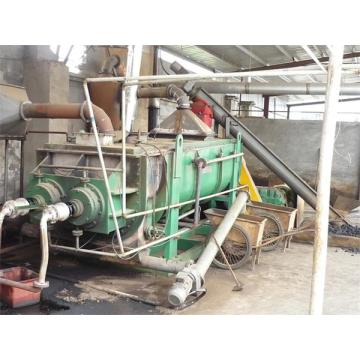 Rotary Blade Dryer for Drying Inorganic Compunds