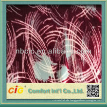 Polyester Tricot Polsterung Car Interior Fabric