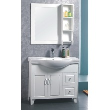 MDF/PVC Bathroom Cabinet Furniture (C-6308)