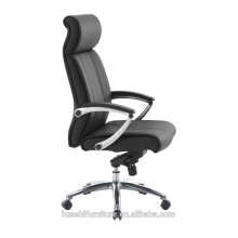 H835A new design leather high back chair