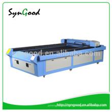 Machine de gravure et de découpe au laser de lit machine de découpe