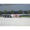 Container frame container port transportation semi-trailer