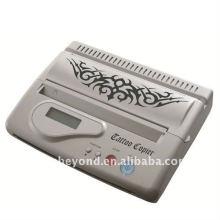 Máquina térmica del tatuaje de la fuente