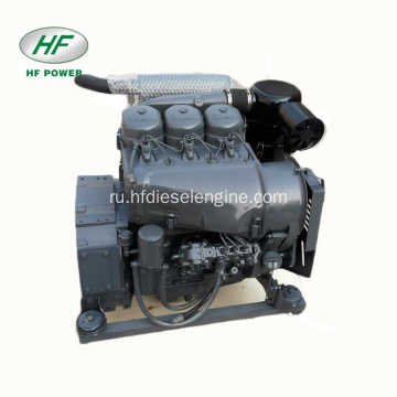 Air-Cooled+Deutz+F3L912+3-Cylinder+4-Stroke+Diesel+Enigne