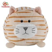 2016 novo design bateria operado gato brinquedo de pelúcia