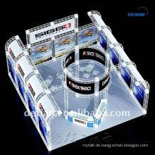 Modular Messestand Design-Messe Auftragnehmer für Messestand Shanghai