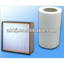 Mini pleat HEPA Filter for laminar air flow hoods hepa medical air filter