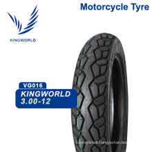 3.75-12 3.50-12 90/90-12 3.00-12 Tubeless Motorcycle Tire