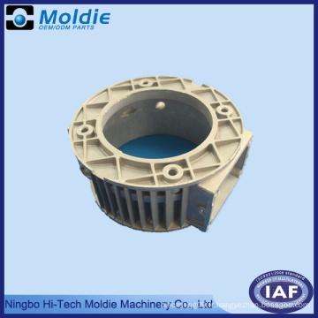 Pièces de moulage mécanique sous pression en aluminium permanent de haute qualité