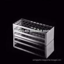 stainless steel test tube holder