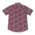 Мужские хлопковые рубашки повседневные Пейсли