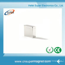 ISO9001 Certificated N40 Rare Earth Neodymium Block Magnet