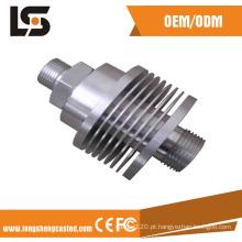 Alumínio de precisão usinado CNC Machining Parts