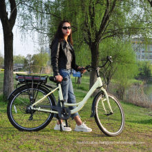 Chinese  26 inch city export electric motor 36v250w 350w 500w electric city bike ebike