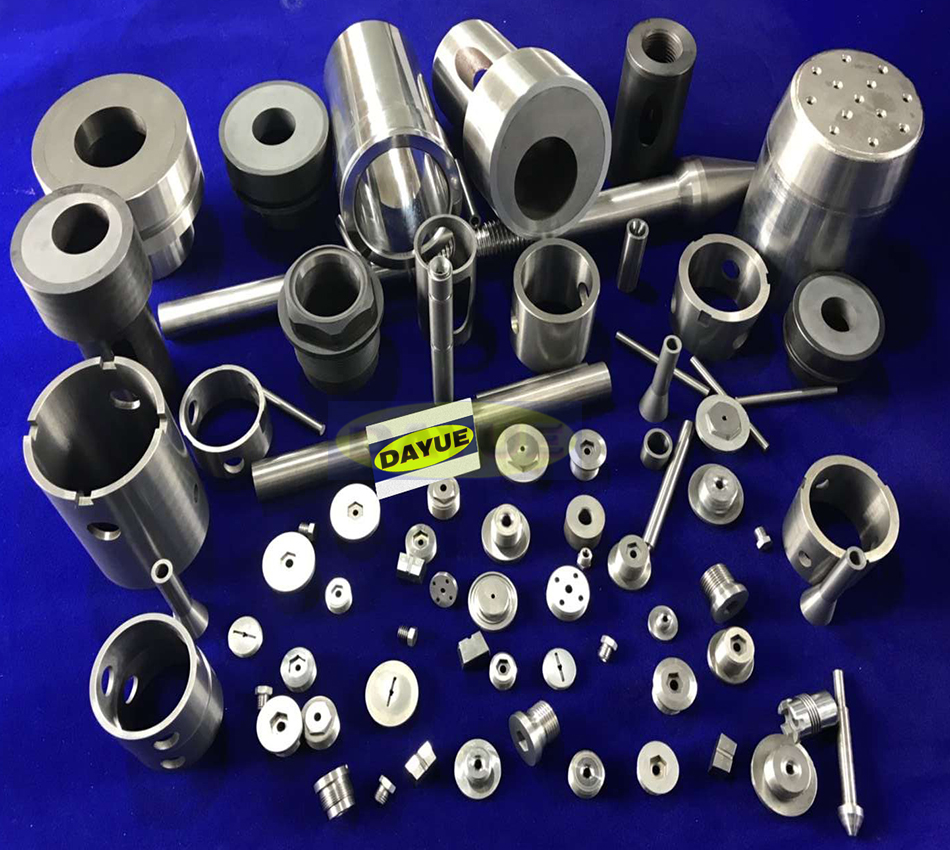 Cemented Carbide Components Machining parts Manufacturing