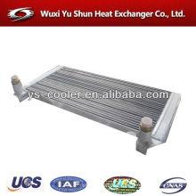 Aluminio intercooler de aire personalizado fabricante