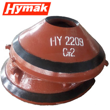 high manganese crusher parts