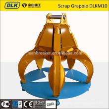 für 26-35 Tonnen Baggerschrottgreifer DLKM10