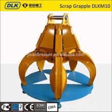 pour grappin de ferraille de pelle de 26-35 tonnes DLKM10