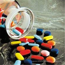Factory Price Antimalaria Drug Artemisinin+Piperaquin Tablet