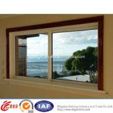 High Quality UPVC White Sliding Window with Low Price