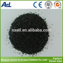 charbon actif granulaire pour le traitement de l'eau